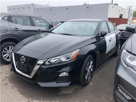 2019 Nissan Altima 2.5 S (Stk: KN326271) in Whitby - Image 1 of 5
