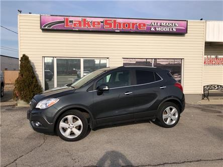2016 Buick Encore Convenience (Stk: K8846) in Tilbury - Image 1 of 20