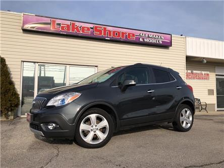 2016 Buick Encore Convenience (Stk: K8846) in Tilbury - Image 2 of 20