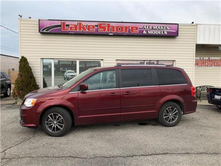 2017 Dodge Grand Caravan CVP/SXT (Stk: K8889) in Tilbury - Image 1 of 19