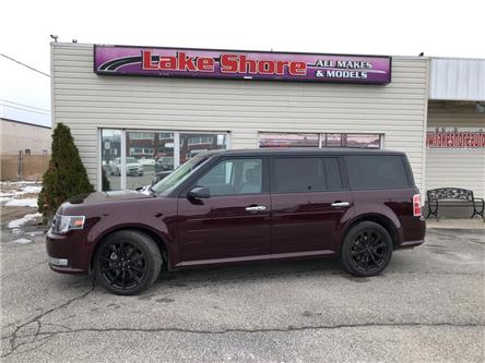 2019 Ford Flex SEL (Stk: K8851) in Tilbury - Image 1 of 18