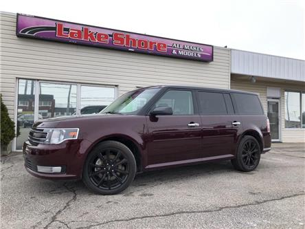 2019 Ford Flex SEL (Stk: K8851) in Tilbury - Image 2 of 18