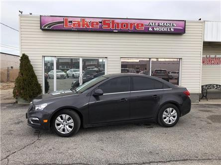 2015 Chevrolet Cruze 1LT (Stk: K8845) in Tilbury - Image 1 of 16