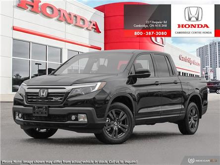 2020 Honda RIDGELINE SPORT  (Stk: 20625) in Cambridge - Image 1 of 24
