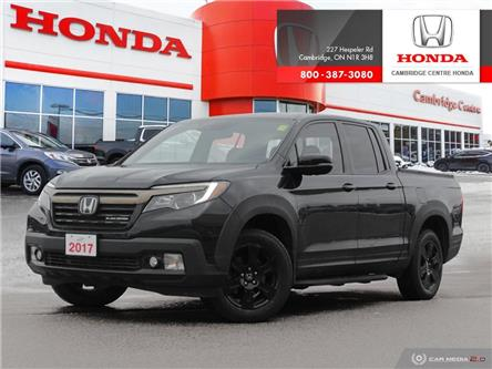 2017 Honda Ridgeline Black Edition (Stk: 20529A) in Cambridge - Image 1 of 27