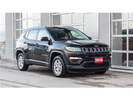 2018 Jeep Compass Sport (Stk: 10639U) in Innisfil - Image 1 of 19