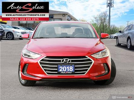 2018 Hyundai Elantra GL SE (Stk: 1RGE979) in Scarborough - Image 2 of 29