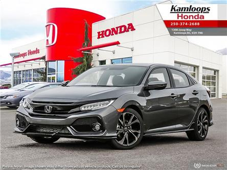 2020 Honda Civic Sport Touring (Stk: N14810) in Kamloops - Image 1 of 23
