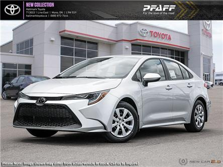 2020 Toyota Corolla 4-door Sedan LE CVT (Stk: H20276) in Orangeville - Image 1 of 23