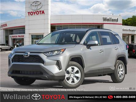 2020 Toyota RAV4 LE (Stk: L6988) in Welland - Image 1 of 24