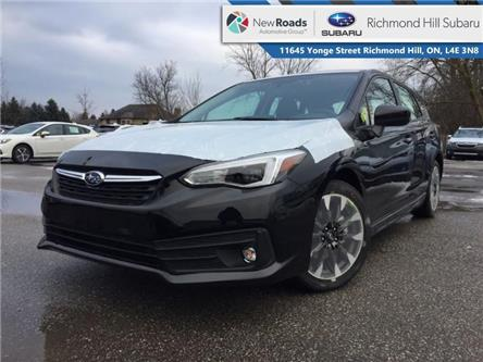 2020 Subaru Impreza 5-dr Sport w/Eyesight (Stk: 34195) in RICHMOND HILL - Image 1 of 21