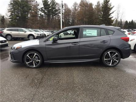 2020 Subaru Impreza 5-dr Sport-tech w/Eyesight (Stk: 34208) in RICHMOND HILL - Image 2 of 23