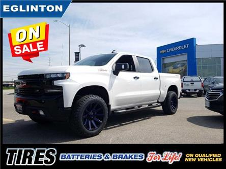 2019 Chevrolet Silverado 1500 LT Trail Boss (Stk: KZ296987) in Mississauga - Image 1 of 19