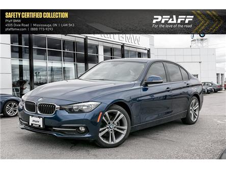 2016 BMW 320i xDrive (Stk: U5835) in Mississauga - Image 1 of 22
