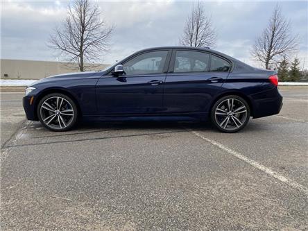 2016 BMW 340i xDrive (Stk: B19222-1) in Barrie - Image 2 of 14