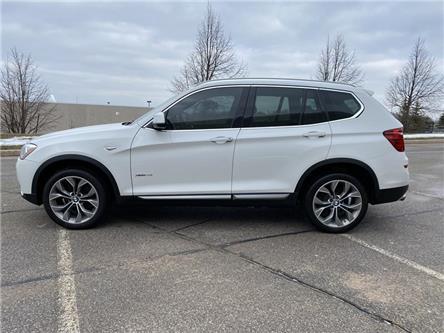 2017 BMW X3 xDrive28i (Stk: B19299-1) in Barrie - Image 2 of 12