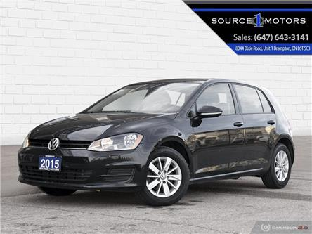 2015 Volkswagen Golf  (Stk: 089258) in Brampton - Image 1 of 26