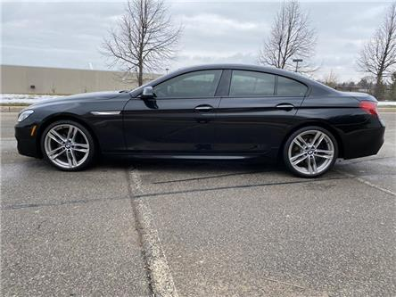 2016 BMW 650i xDrive Gran Coupe (Stk: P1550) in Barrie - Image 2 of 14