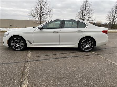 2019 BMW 530i xDrive (Stk: P1562) in Barrie - Image 2 of 14