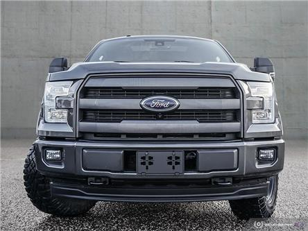 2017 Ford F-150 Lariat (Stk: 19-230A1) in Kelowna - Image 2 of 25
