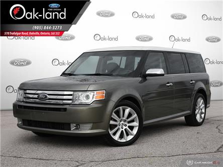 2012 Ford Flex Limited (Stk: 9B006A) in Oakville - Image 1 of 27