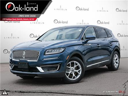 2019 Lincoln Nautilus Reserve (Stk: R3539) in Oakville - Image 1 of 27