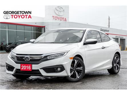 2016 Honda Civic Touring (Stk: 16-27544GP) in Georgetown - Image 1 of 21