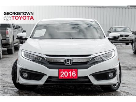 2016 Honda Civic Touring (Stk: 16-27544GP) in Georgetown - Image 2 of 21