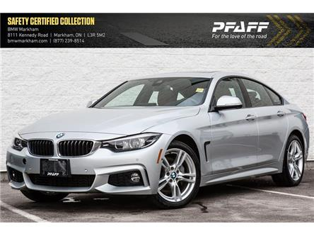 2019 BMW 430i xDrive Gran Coupe (Stk: U12764) in Markham - Image 1 of 21