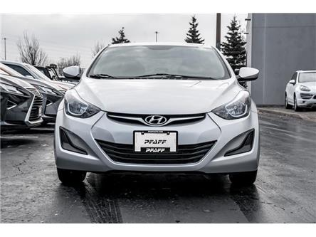 2015 Hyundai Elantra GL (Stk: C7189A) in Woodbridge - Image 2 of 20