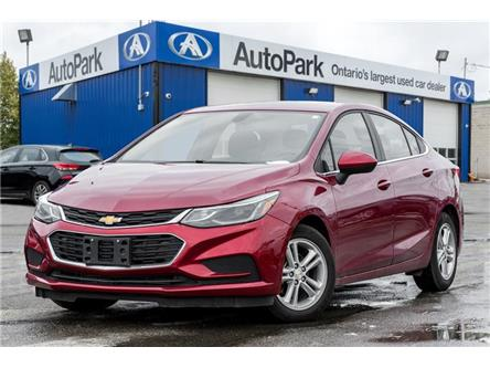 2018 Chevrolet Cruze LT Auto (Stk: 18-19972T) in Georgetown - Image 1 of 19