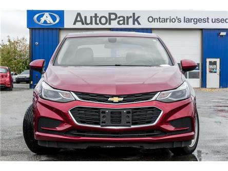 2018 Chevrolet Cruze LT Auto (Stk: 18-19972T) in Georgetown - Image 2 of 19