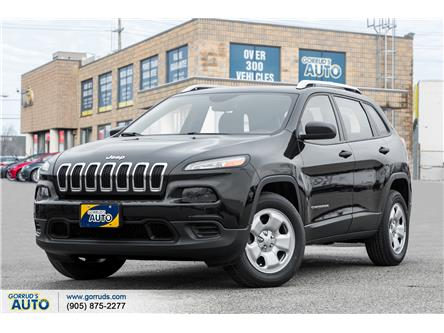 2015 Jeep Cherokee Sport (Stk: 685495) in Milton - Image 1 of 20