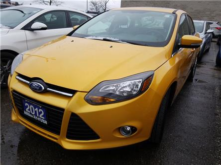2012 Ford Focus Titanium (Stk: 41817A) in Mississauga - Image 1 of 9