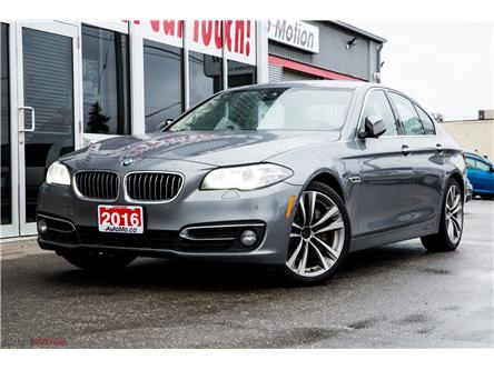 2016 BMW 535i xDrive (Stk: 19870) in Chatham - Image 1 of 30