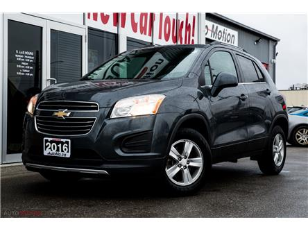 2016 Chevrolet Trax LT (Stk: 191495) in Chatham - Image 1 of 24