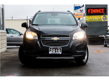 2016 Chevrolet Trax LT (Stk: 191495) in Chatham - Image 2 of 24