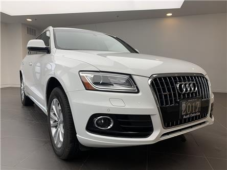 2017 Audi Q5 2.0T Progressiv (Stk: B9165) in Oakville - Image 1 of 22