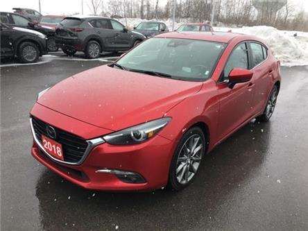 2018 Mazda Mazda3 Sport GT (Stk: MX1126) in Ottawa - Image 1 of 20