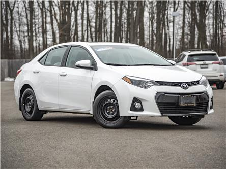 2016 Toyota Corolla S (Stk: 3617) in Welland - Image 1 of 24