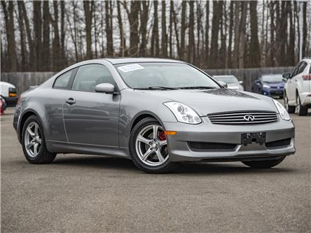 2006 Infiniti G35 Base (Stk: 6754AXZ) in Welland - Image 1 of 23