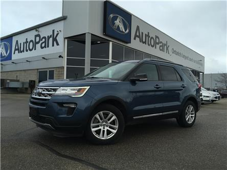 2018 Ford Explorer XLT (Stk: 18-29051RJB) in Barrie - Image 1 of 30