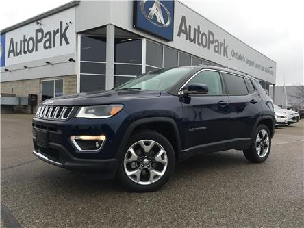 2018 Jeep Compass Limited (Stk: 18-14946RJB) in Barrie - Image 1 of 29