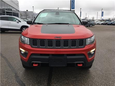 2018 Jeep Compass Trailhawk (Stk: 18-17218RJB) in Barrie - Image 2 of 29