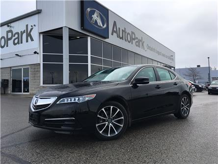 2015 Acura TLX Base (Stk: 15-02952RJB) in Barrie - Image 1 of 28