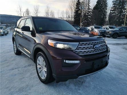 2020 Ford Explorer Limited (Stk: 20T028) in Quesnel - Image 1 of 15