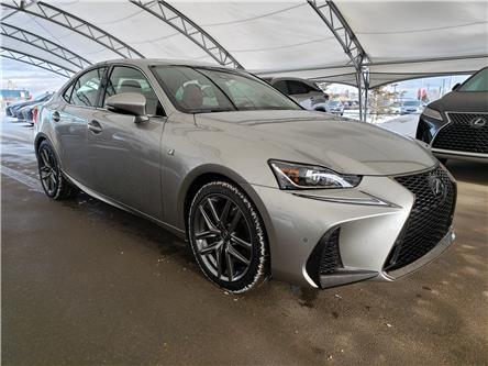 2020 Lexus IS 350 Base (Stk: L20200) in Calgary - Image 1 of 6