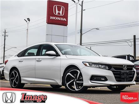 2020 Honda Accord Sport 1.5T (Stk: 10A475) in Hamilton - Image 1 of 21