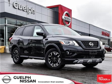 2020 Nissan Pathfinder SV Tech (Stk: N20491) in Guelph - Image 1 of 30