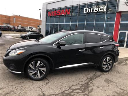 2015 Nissan Murano Platinum | CPO | NO ACCIDENTS (Stk: P0622) in Mississauga - Image 2 of 15